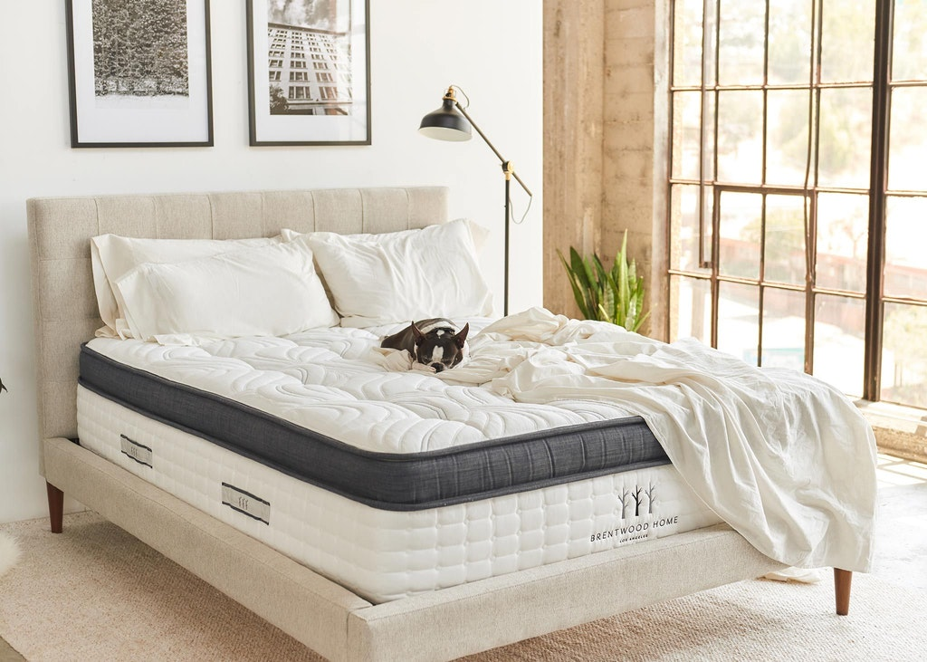 Moving a Brentwood Home Oceano Mattress