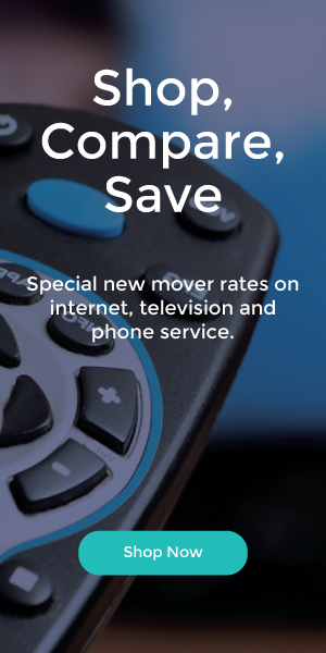 Cable, Satellite and Phone deals for new movers